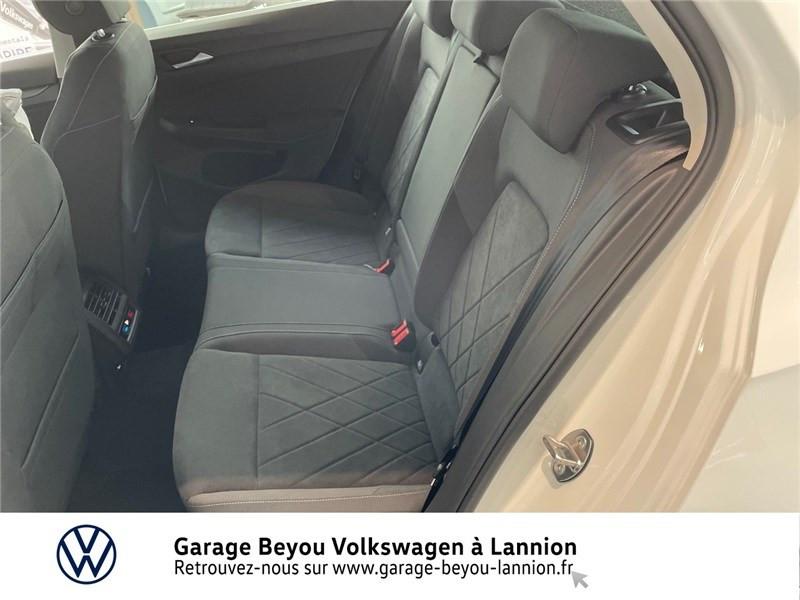 Photo 9 de l'offre de VOLKSWAGEN GOLF 1.4 HYBRID RECHARGEABLE OPF 204 DSG6 à 38990€ chez Garage Beyou - Volkswagen Lannion