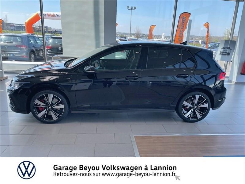 Photo 3 de l'offre de VOLKSWAGEN GOLF 1.4 HYBRID RECHARGEABLE OPF 245 DSG6 à 49690€ chez Garage Beyou - Volkswagen Lannion