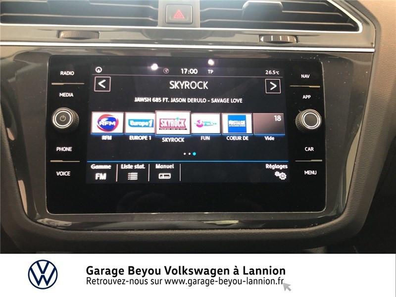 Photo 10 de l'offre de VOLKSWAGEN TIGUAN 2.0 TDI 150 DSG7 à 36990€ chez Garage Beyou - Volkswagen Lannion