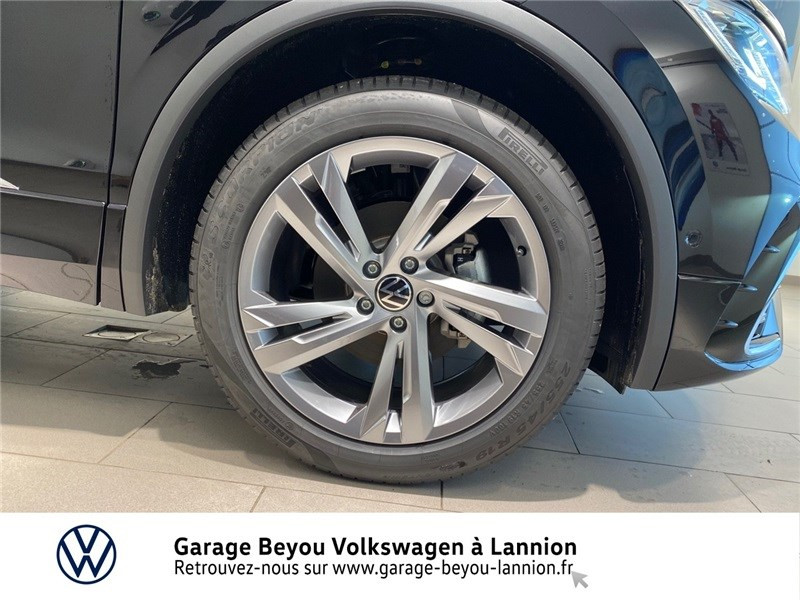 Photo 19 de l'offre de VOLKSWAGEN TIGUAN 2.0 TDI 150CH  DSG7 4MOTION à 43990€ chez Garage Beyou - Volkswagen Lannion