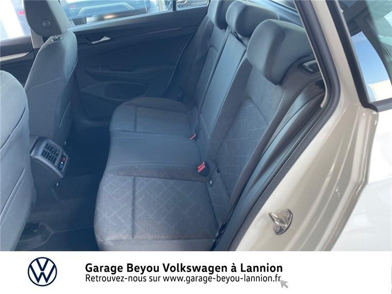 Photo 12 de l'offre de VOLKSWAGEN GOLF 2.0 TDI SCR 150 DSG7 à 34990€ chez Garage Beyou - Volkswagen Lannion