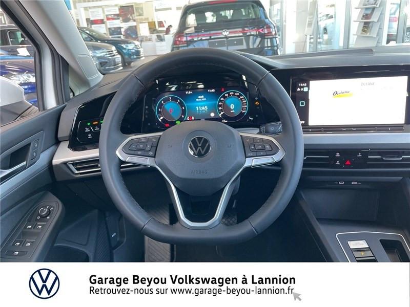 Photo 6 de l'offre de VOLKSWAGEN GOLF 2.0 TDI SCR 150 DSG7 à 34990€ chez Garage Beyou - Volkswagen Lannion