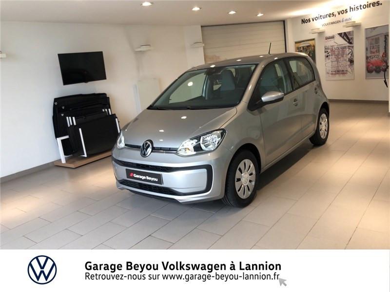 Photo 3 de l'offre de VOLKSWAGEN UP 1.0 60 BLUEMOTION TECHNOLOGY BVM5 à 11990€ chez Garage Beyou - Volkswagen Lannion