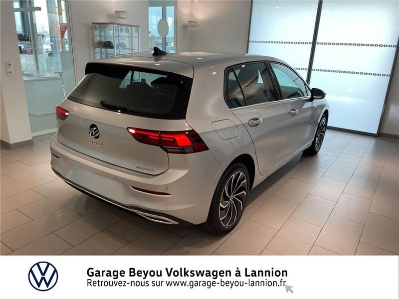 Photo 4 de l'offre de VOLKSWAGEN GOLF 1.4 HYBRID RECHARGEABLE OPF 204 DSG6 à 37990€ chez Garage Beyou - Volkswagen Lannion