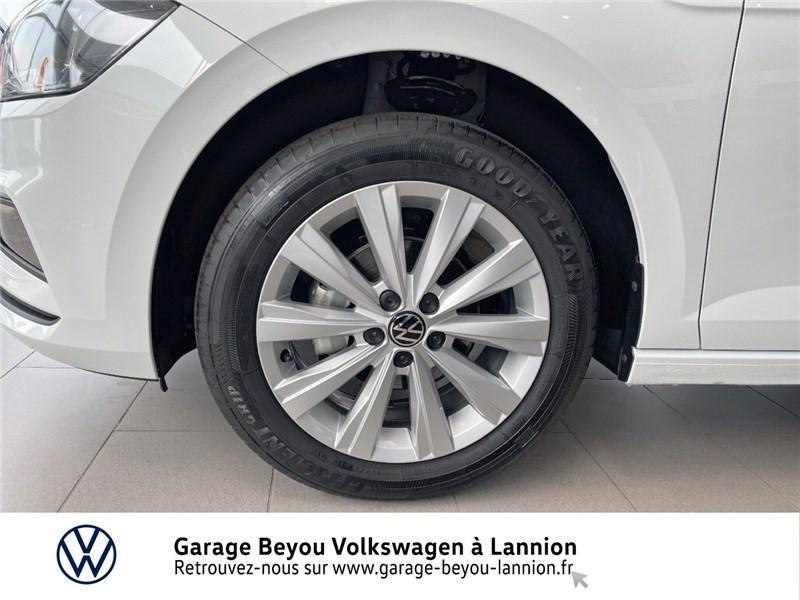 Photo 13 de l'offre de VOLKSWAGEN POLO 1.0 TSI 95 S&S BVM5 à 17790€ chez Garage Beyou - Volkswagen Lannion