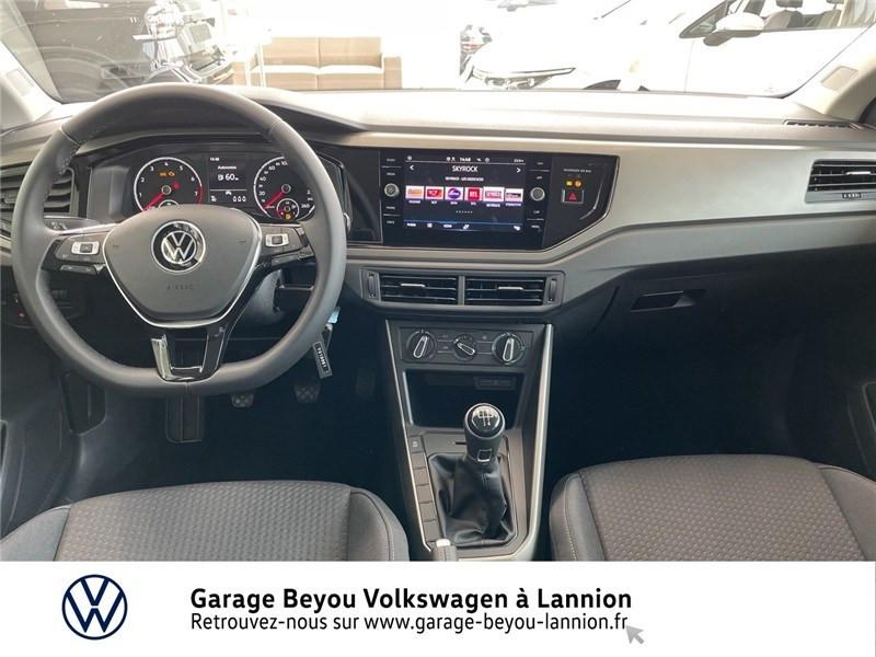 Photo 6 de l'offre de VOLKSWAGEN POLO 1.0 TSI 95 S&S BVM5 à 17790€ chez Garage Beyou - Volkswagen Lannion