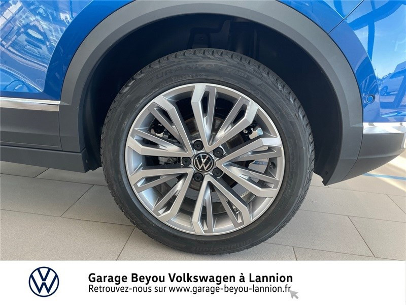 Photo 12 de l'offre de VOLKSWAGEN T-ROC 1.5 TSI EVO 150 START/STOP DSG7 à 37990€ chez Garage Beyou - Volkswagen Lannion