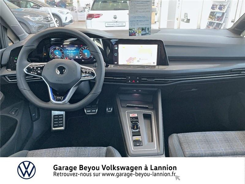 Photo 6 de l'offre de VOLKSWAGEN GOLF 1.4 HYBRID RECHARGEABLE OPF 245 DSG6 à 45990€ chez Garage Beyou - Volkswagen Lannion
