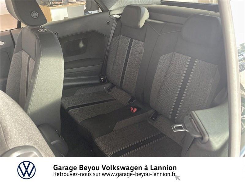 Photo 10 de l'offre de VOLKSWAGEN T-ROC 1.5 TSI EVO 150 START/STOP DSG7 à 37990€ chez Garage Beyou - Volkswagen Lannion