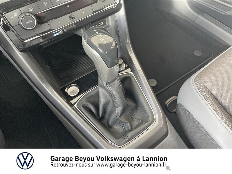 Photo 8 de l'offre de VOLKSWAGEN T-CROSS 1.0 TSI 110 START/STOP DSG7 à 27990€ chez Garage Beyou - Volkswagen Lannion