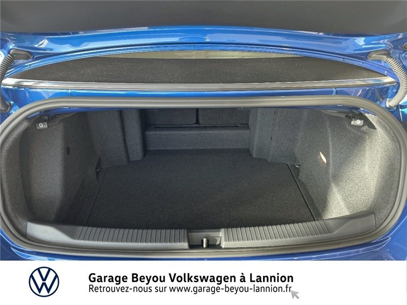 Photo 11 de l'offre de VOLKSWAGEN T-ROC 1.5 TSI EVO 150 START/STOP DSG7 à 37990€ chez Garage Beyou - Volkswagen Lannion