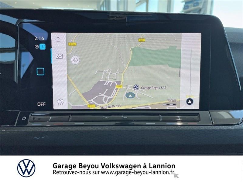 Photo 8 de l'offre de VOLKSWAGEN GOLF 1.4 HYBRID RECHARGEABLE OPF 245 DSG6 à 45990€ chez Garage Beyou - Volkswagen Lannion