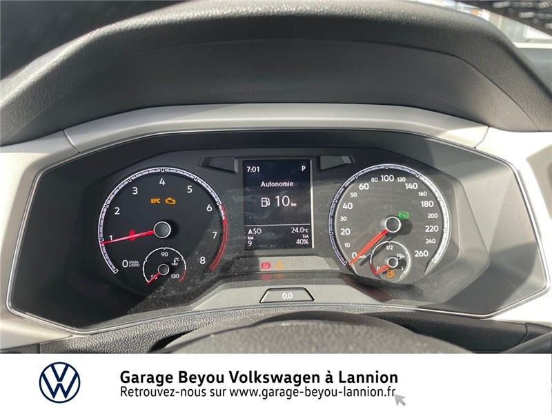 Photo 7 de l'offre de VOLKSWAGEN T-ROC 1.5 TSI EVO 150 START/STOP DSG7 à 37990€ chez Garage Beyou - Volkswagen Lannion