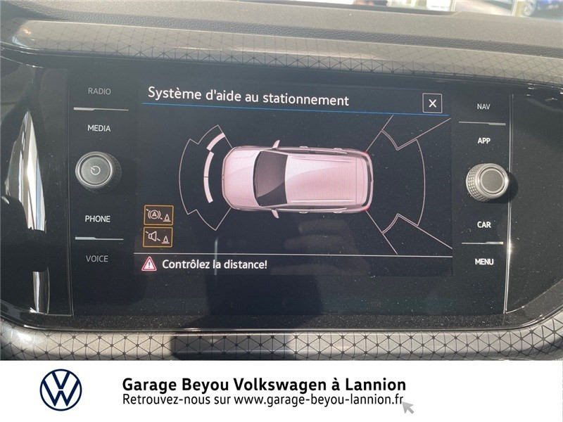 Photo 11 de l'offre de VOLKSWAGEN T-CROSS 1.0 TSI 110 START/STOP DSG7 à 27990€ chez Garage Beyou - Volkswagen Lannion
