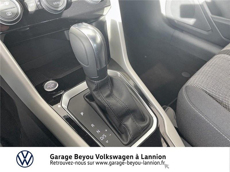 Photo 9 de l'offre de VOLKSWAGEN T-ROC 1.5 TSI EVO 150 START/STOP DSG7 à 37990€ chez Garage Beyou - Volkswagen Lannion
