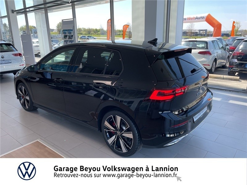 Photo 5 de l'offre de VOLKSWAGEN GOLF 1.4 HYBRID RECHARGEABLE OPF 245 DSG6 à 45990€ chez Garage Beyou - Volkswagen Lannion
