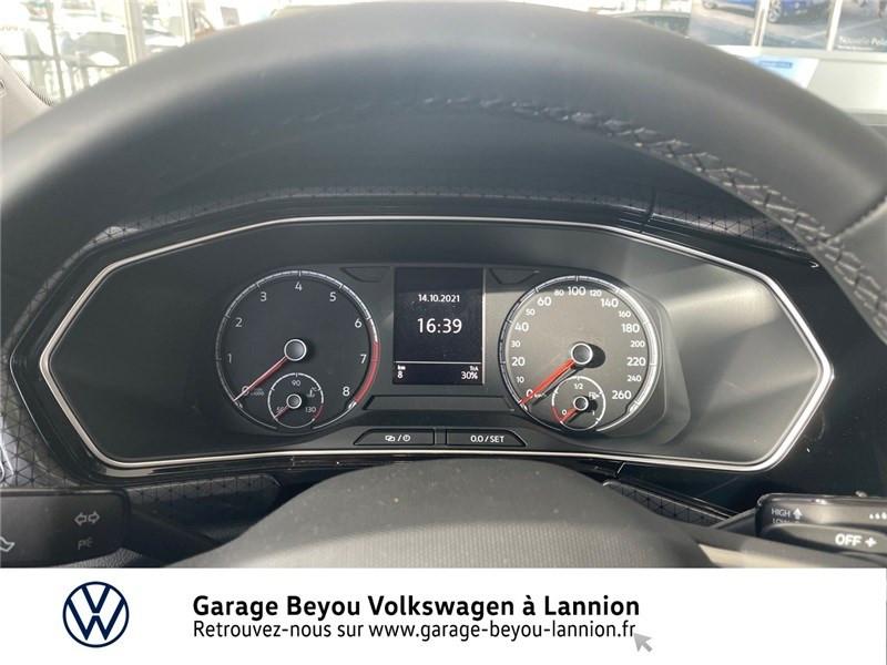 Photo 7 de l'offre de VOLKSWAGEN T-CROSS 1.0 TSI 110 START/STOP DSG7 à 27990€ chez Garage Beyou - Volkswagen Lannion