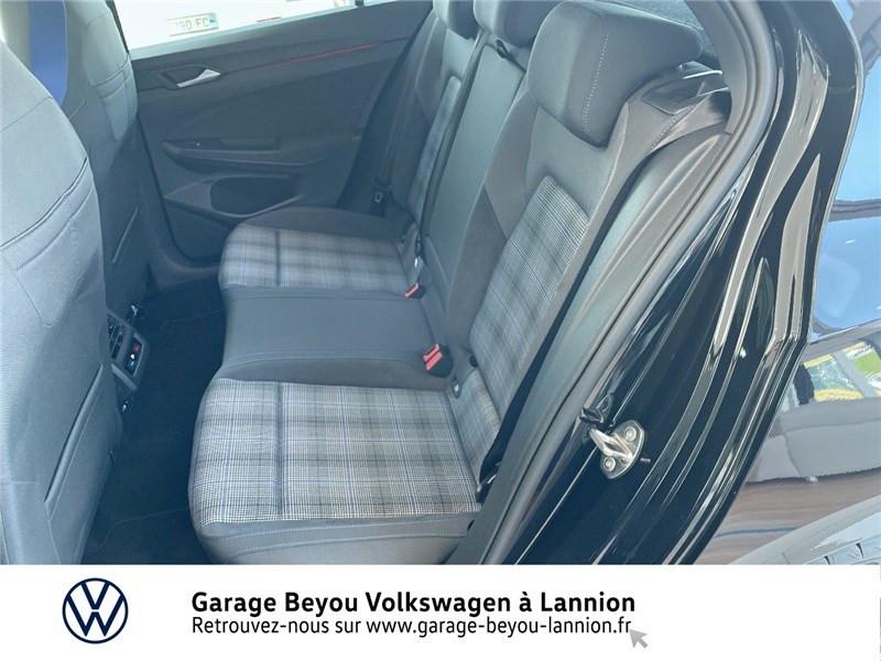 Photo 11 de l'offre de VOLKSWAGEN GOLF 1.4 HYBRID RECHARGEABLE OPF 245 DSG6 à 45990€ chez Garage Beyou - Volkswagen Lannion