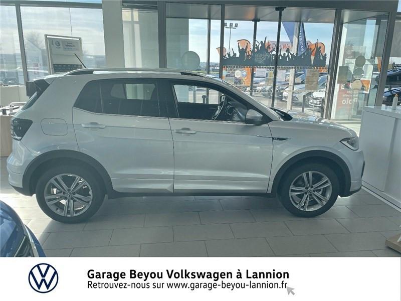 Photo 3 de l'offre de VOLKSWAGEN T-CROSS 1.0 TSI 110 START/STOP DSG7 à 27990€ chez Garage Beyou - Volkswagen Lannion