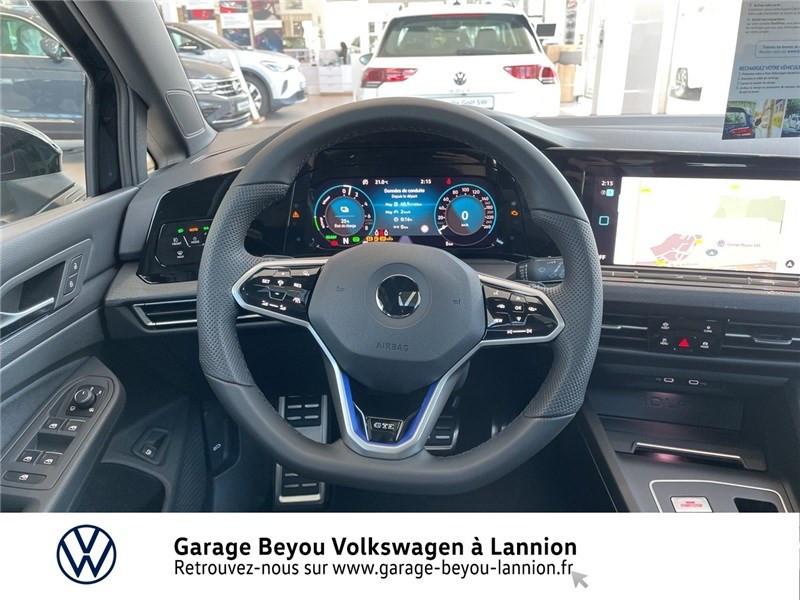 Photo 7 de l'offre de VOLKSWAGEN GOLF 1.4 HYBRID RECHARGEABLE OPF 245 DSG6 à 45990€ chez Garage Beyou - Volkswagen Lannion
