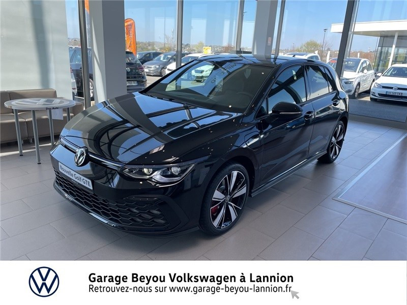 Photo 1 de l'offre de VOLKSWAGEN GOLF 1.4 HYBRID RECHARGEABLE OPF 245 DSG6 à 45990€ chez Garage Beyou - Volkswagen Lannion
