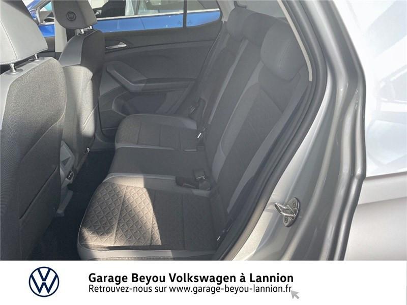 Photo 9 de l'offre de VOLKSWAGEN T-CROSS 1.0 TSI 110 START/STOP DSG7 à 27990€ chez Garage Beyou - Volkswagen Lannion