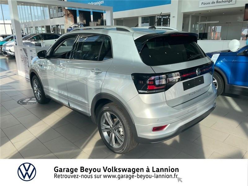 Photo 4 de l'offre de VOLKSWAGEN T-CROSS 1.0 TSI 110 START/STOP DSG7 à 27990€ chez Garage Beyou - Volkswagen Lannion