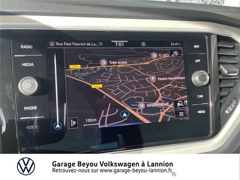 Photo 8 de l'offre de VOLKSWAGEN T-ROC 1.5 TSI EVO 150 START/STOP DSG7 à 37990€ chez Garage Beyou - Volkswagen Lannion