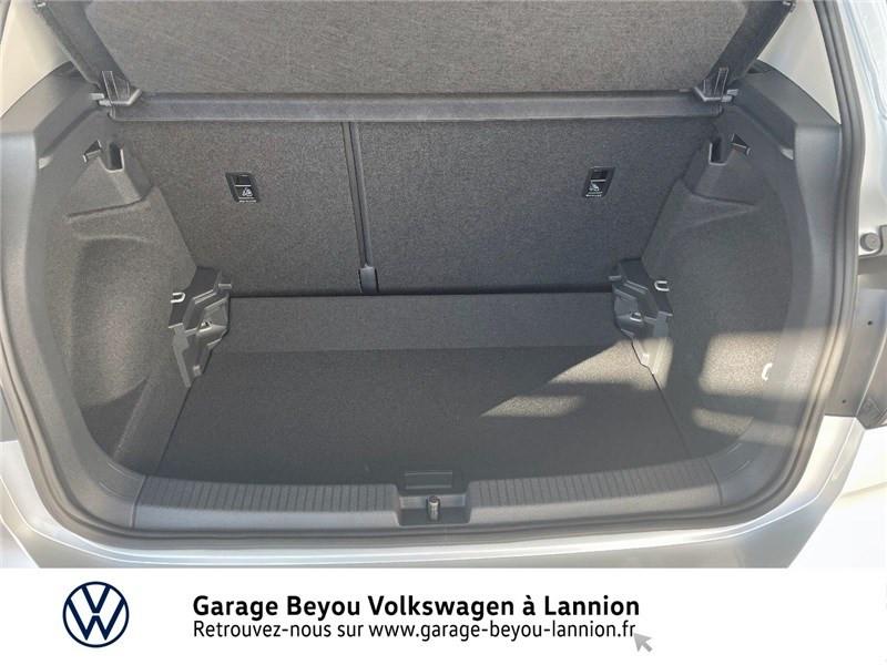 Photo 10 de l'offre de VOLKSWAGEN T-CROSS 1.0 TSI 110 START/STOP DSG7 à 27990€ chez Garage Beyou - Volkswagen Lannion