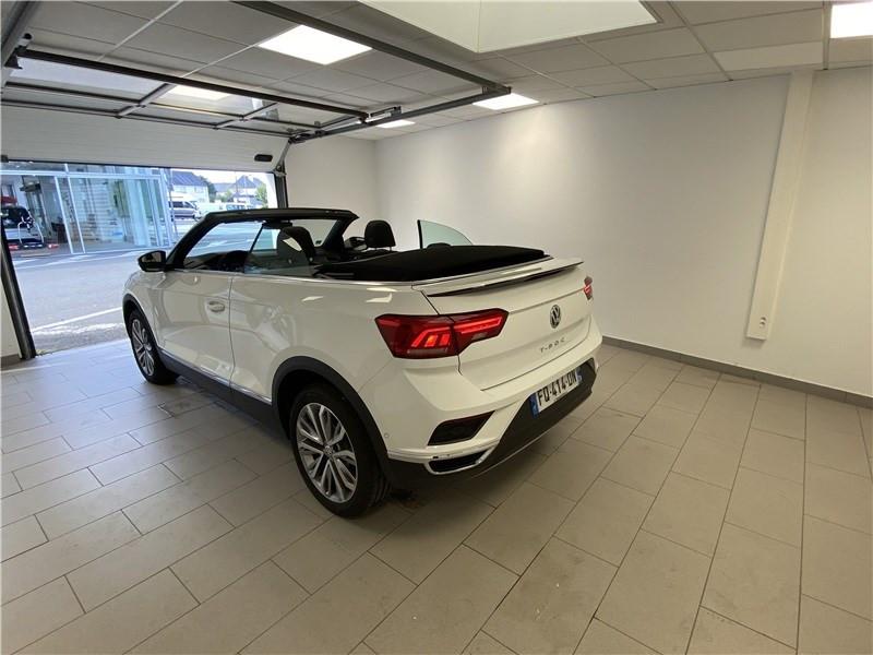 Photo 4 de l'offre de VOLKSWAGEN T-ROC 1.5 TSI EVO 150 START/STOP DSG7 à 35000€ chez Garage Beyou- Volkswagen Morlaix