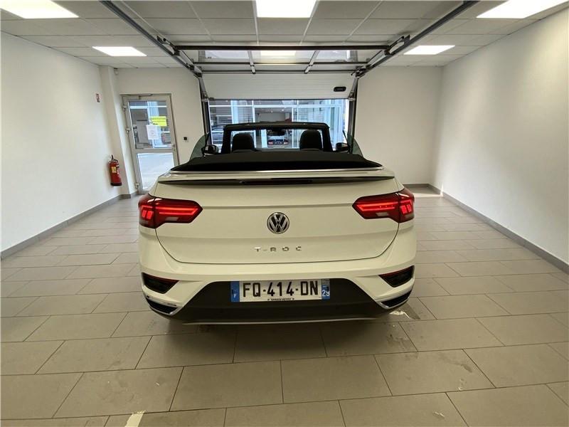 Photo 3 de l'offre de VOLKSWAGEN T-ROC 1.5 TSI EVO 150 START/STOP DSG7 à 35000€ chez Garage Beyou- Volkswagen Morlaix