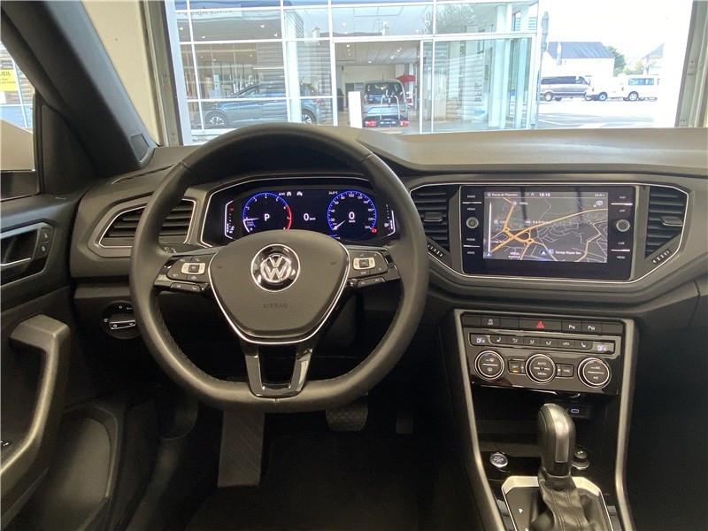 Photo 6 de l'offre de VOLKSWAGEN T-ROC 1.5 TSI EVO 150 START/STOP DSG7 à 35000€ chez Garage Beyou- Volkswagen Morlaix
