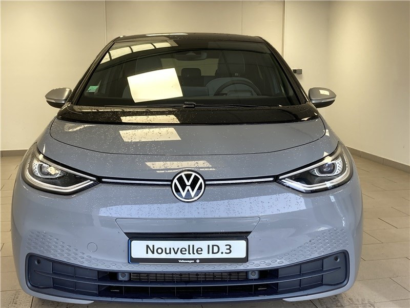 Volkswagen ID.3 204 CH Courant électrique GRIS LUNAIRE Occasion à vendre