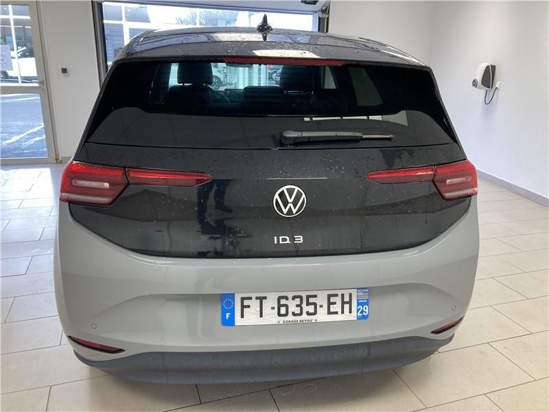 Photo 3 de l'offre de VOLKSWAGEN ID.3 204 CH à 44990€ chez Garage Beyou- Volkswagen Morlaix
