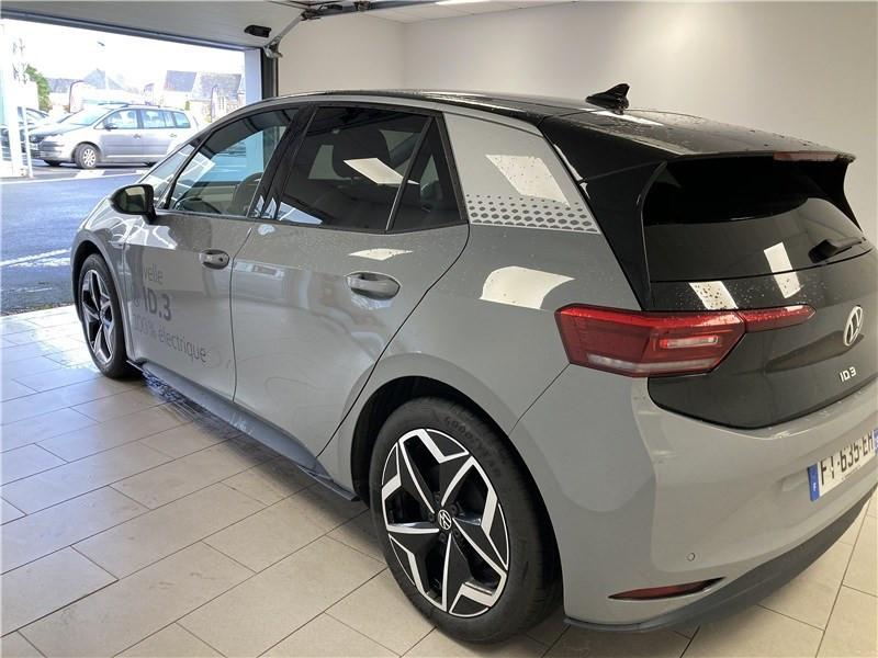 Photo 4 de l'offre de VOLKSWAGEN ID.3 204 CH à 44990€ chez Garage Beyou- Volkswagen Morlaix