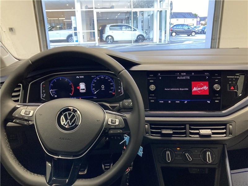 Photo 5 de l'offre de VOLKSWAGEN POLO 1.0 TSI 95 S&S BVM5 à 21370€ chez Garage Beyou- Volkswagen Morlaix