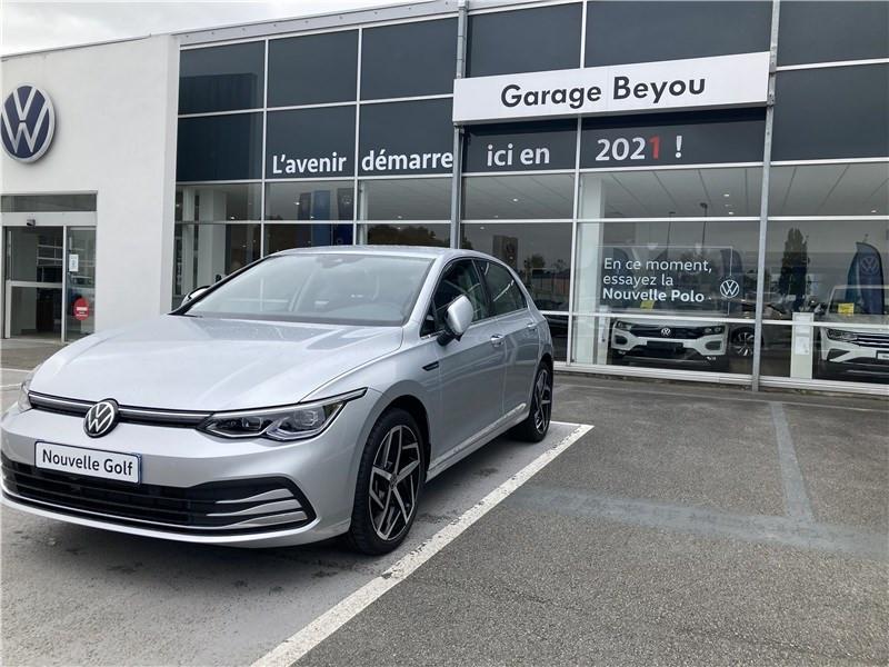 Volkswagen GOLF 1.5 ETSI OPF 150 DSG7 Essence sans plomb GRIS REFLET D'ARGENT Occasion à vendre