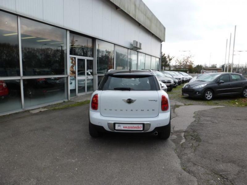 Photo 14 de l'offre de MINI COUNTRYMAN COOPER D 112CH à 19990€ chez Azur Automobile