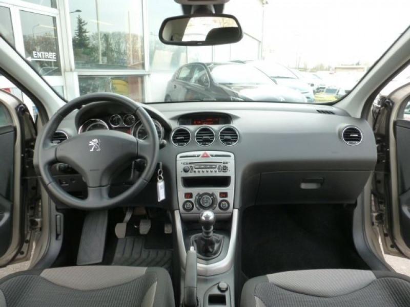 Photo 7 de l'offre de PEUGEOT 308 1.6 E-HDI112 FAP ACTIVE 5P à 11990€ chez Azur Automobile