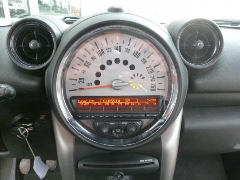Photo 8 de l'offre de MINI COUNTRYMAN COOPER D 112CH à 19990€ chez Azur Automobile