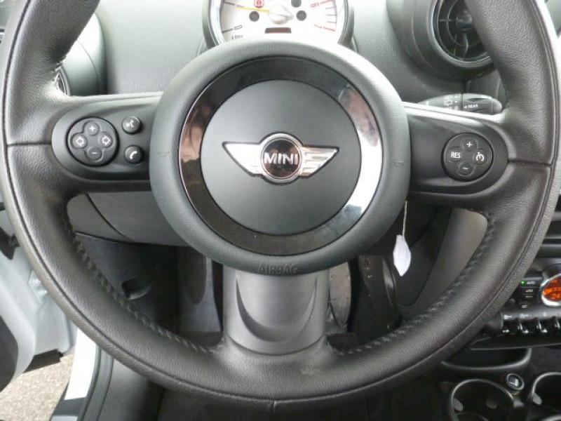 Photo 19 de l'offre de MINI COUNTRYMAN COOPER D 112CH à 19990€ chez Azur Automobile