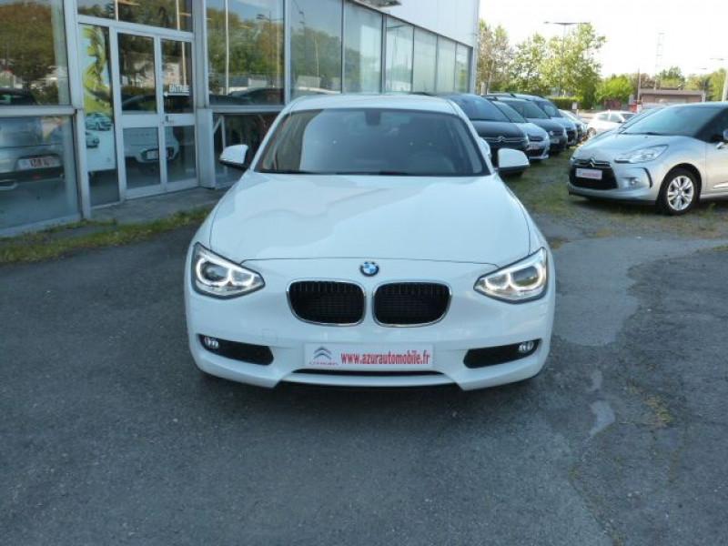 Photo 3 de l'offre de BMW SERIE 1 (F21/F20) 116D 116CH EFFICIENTDYNAMICS EDITION LOUNGE 5P à 20500€ chez Azur Automobile