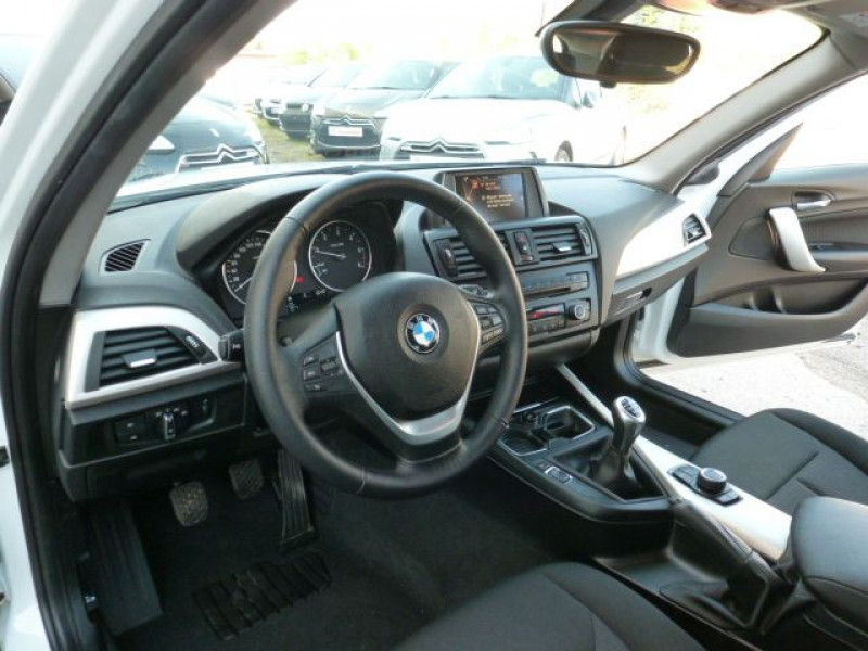 Photo 13 de l'offre de BMW SERIE 1 (F21/F20) 116D 116CH EFFICIENTDYNAMICS EDITION LOUNGE 5P à 20500€ chez Azur Automobile