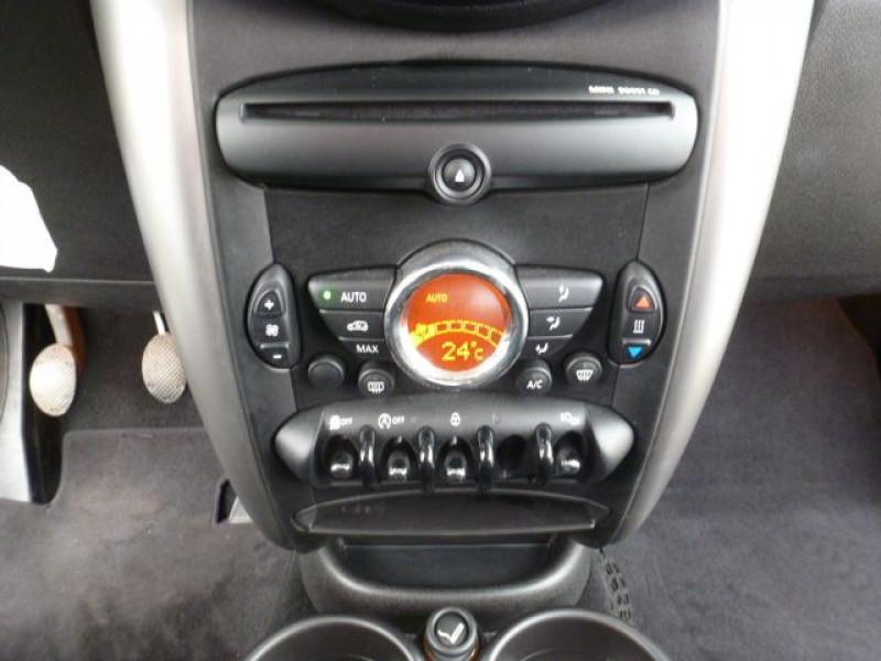 Photo 9 de l'offre de MINI COUNTRYMAN COOPER D 112CH à 19990€ chez Azur Automobile