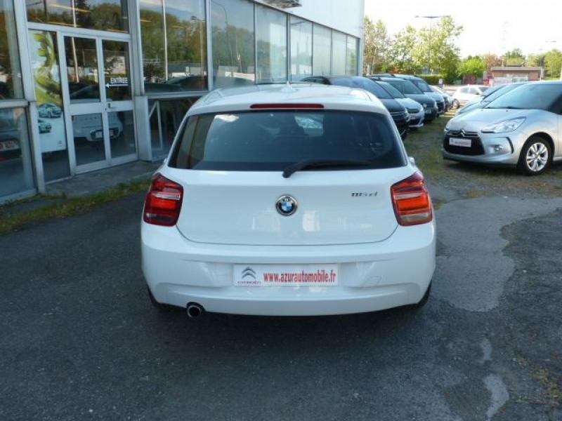 Photo 11 de l'offre de BMW SERIE 1 (F21/F20) 116D 116CH EFFICIENTDYNAMICS EDITION LOUNGE 5P à 20500€ chez Azur Automobile