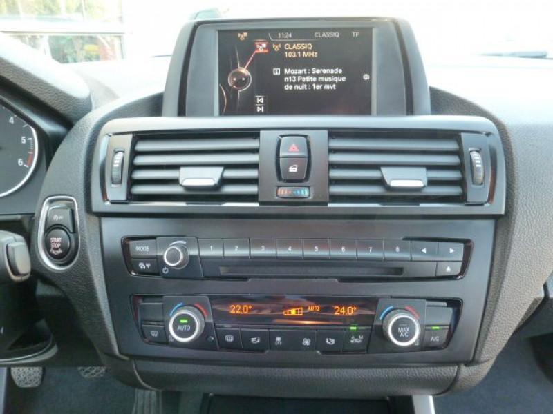 Photo 8 de l'offre de BMW SERIE 1 (F21/F20) 116D 116CH EFFICIENTDYNAMICS EDITION LOUNGE 5P à 20500€ chez Azur Automobile