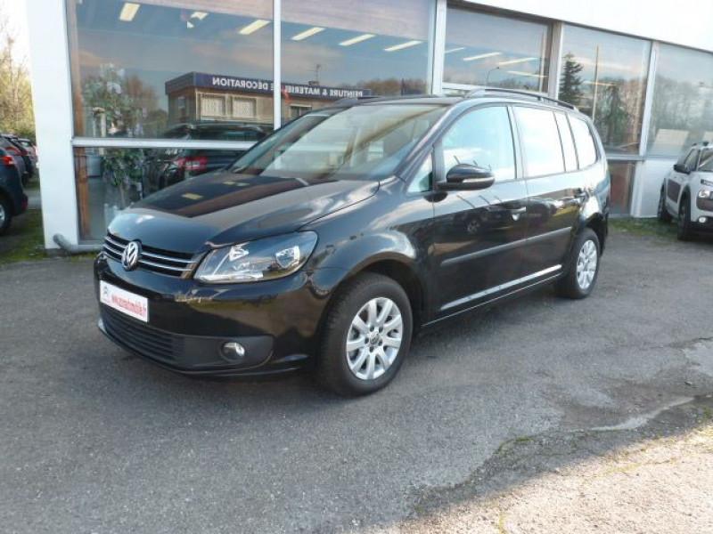 Volkswagen TOURAN 1.6 TDI 105CH FAP CONFORTLINE Diesel NOIR Occasion à vendre