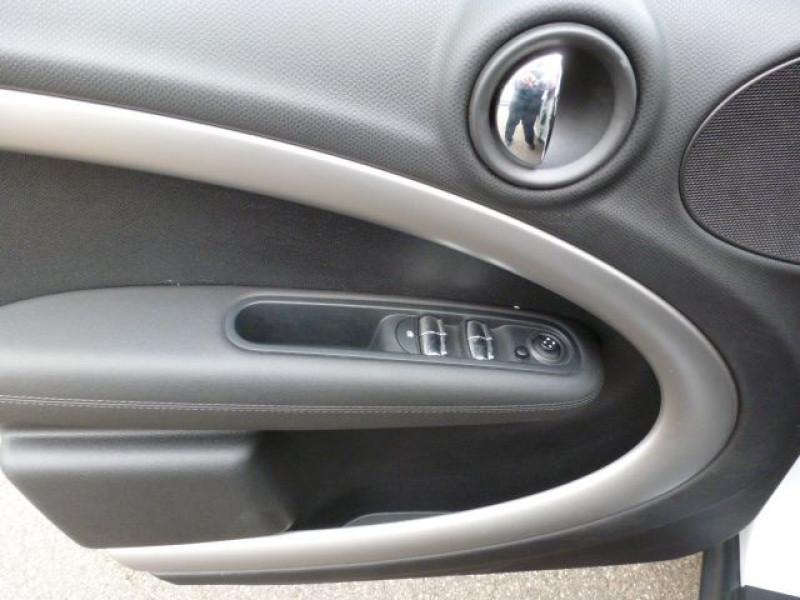 Photo 27 de l'offre de MINI COUNTRYMAN COOPER D 112CH à 19990€ chez Azur Automobile