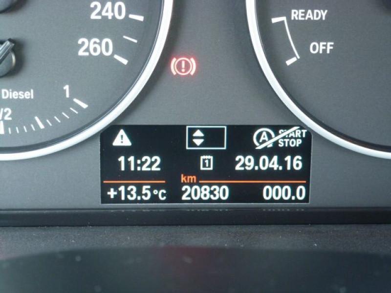 Photo 7 de l'offre de BMW SERIE 1 (F21/F20) 116D 116CH EFFICIENTDYNAMICS EDITION LOUNGE 5P à 20500€ chez Azur Automobile