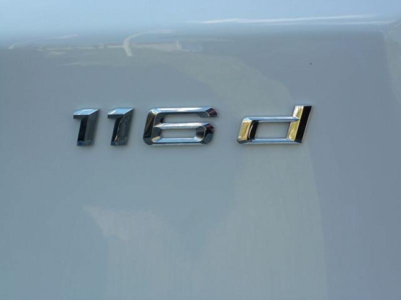 Photo 35 de l'offre de BMW SERIE 1 (F21/F20) 116D 116CH EFFICIENTDYNAMICS EDITION LOUNGE 5P à 20500€ chez Azur Automobile
